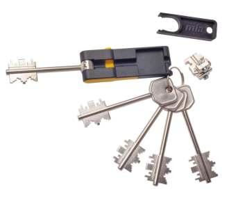 cambio de llaves de gorjas mia